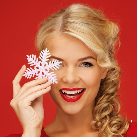 Holiday beauty tips